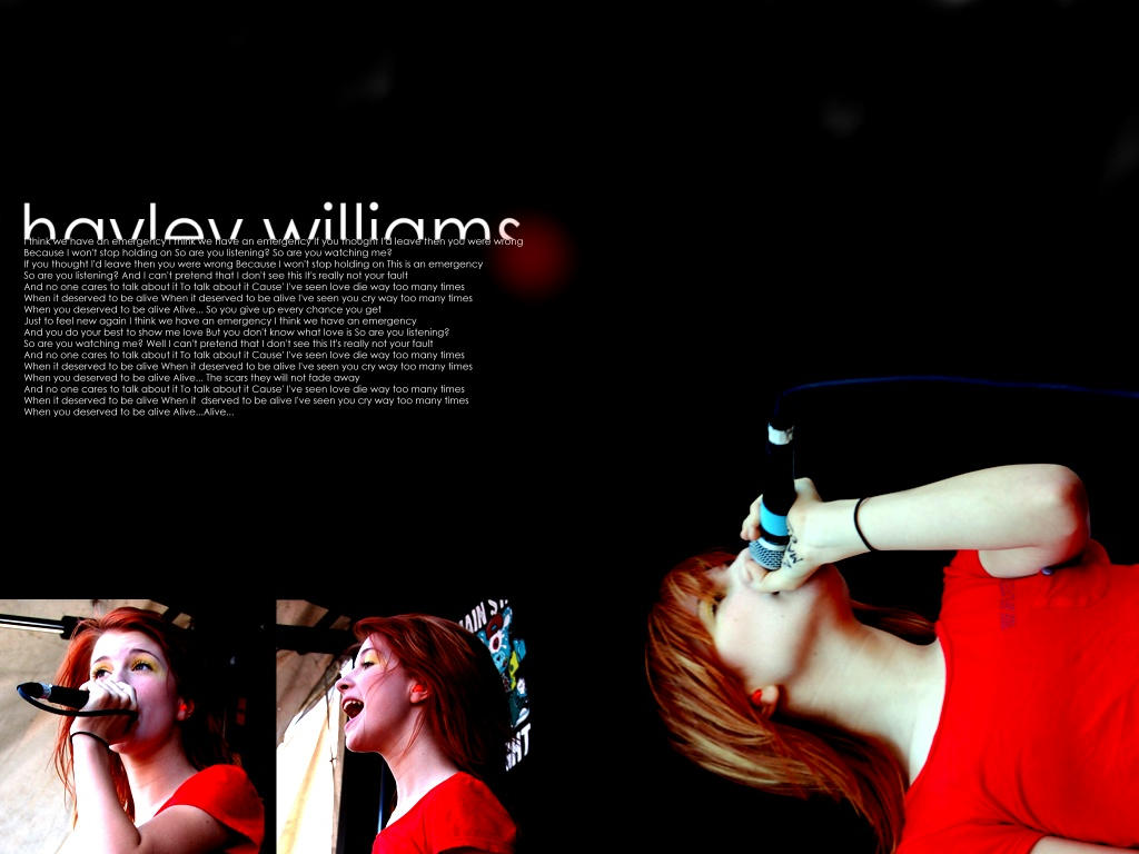 Hayley Williams by headlinereadout - Hayley Williams
