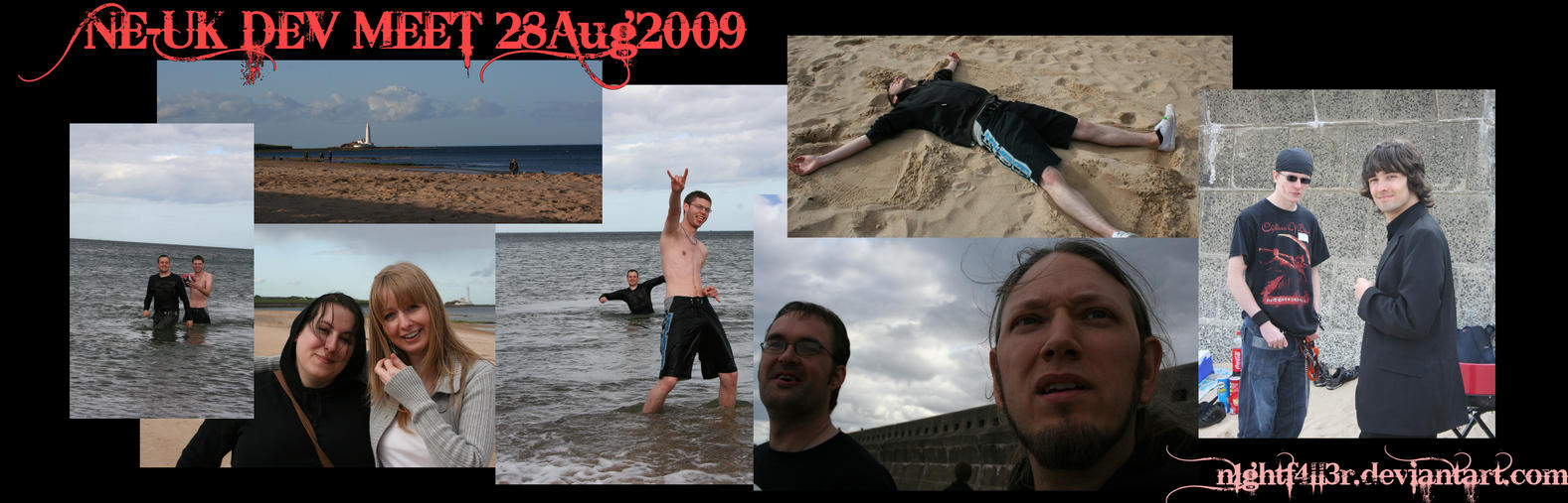 NE-UK Dev Meet 28Aug2009 by N1ghtf4ll3r