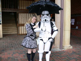 Lolita and Storm trooper by Lady-Lolita