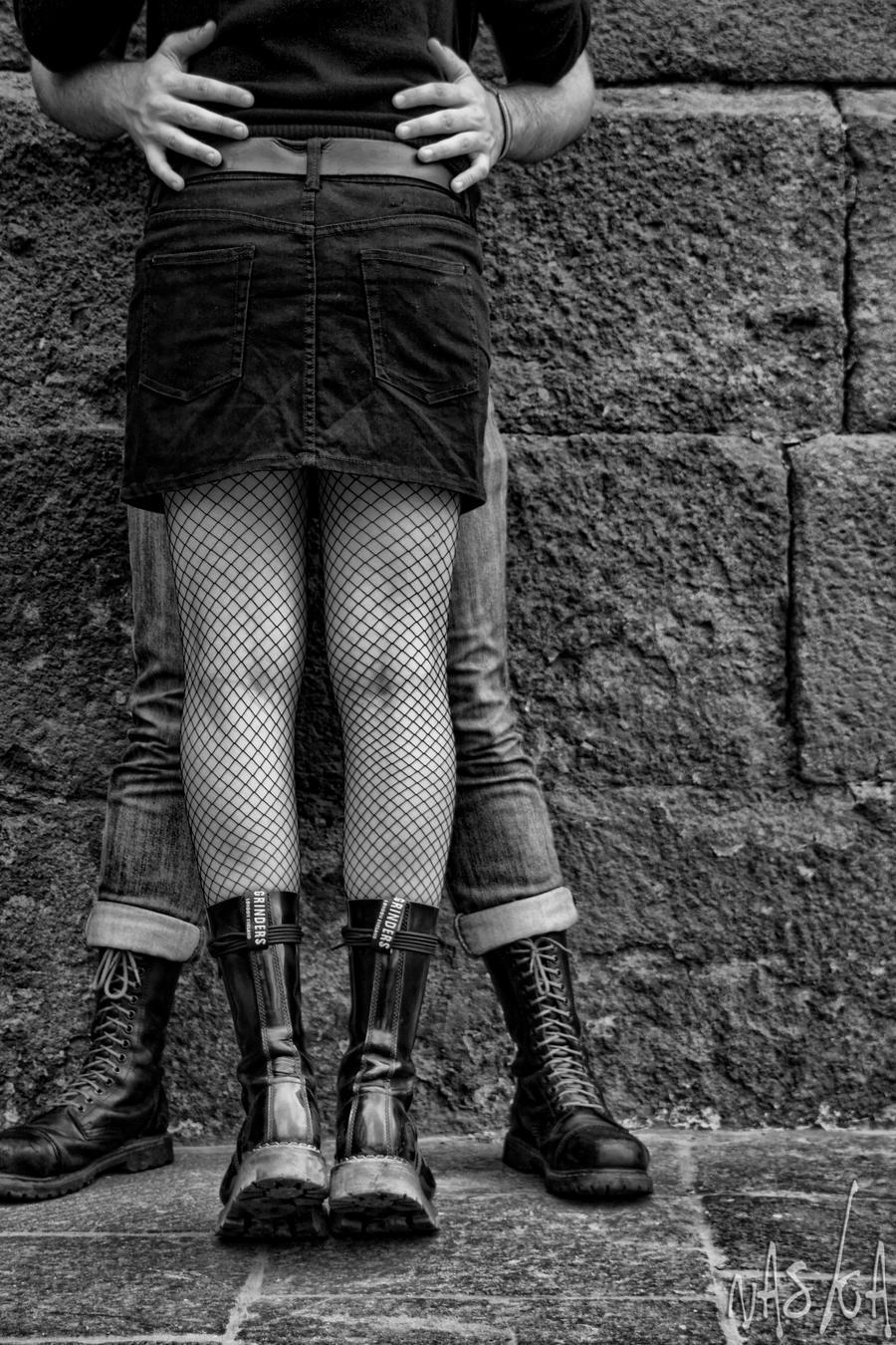Скинхеды девушки секс 14 фотография