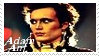 Adam Ant Stamp 1 by dA--bogeyman