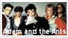 Adam Ant Stamp 2 by dA--bogeyman