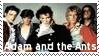 Adam Ant Stamp 2 by dA--bogeyman