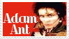 Adam Ant Stamp 4 by dA--bogeyman