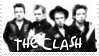 The Clash Stamp 3 by dA--bogeyman
