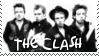 The Clash Stamp 3 by dA--bogeyman