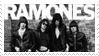 The Ramones Stamp 1 by dA--bogeyman