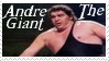 Andre The Giant Stamp 3 by dA--bogeyman