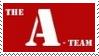 The A-Team Stamp 1 by dA--bogeyman