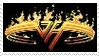 Van Halen Stamp 3 by dA--bogeyman