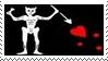 Pirate Flag Stamp 2 by dA--bogeyman