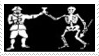 Pirate Flag Stamp 1 by dA--bogeyman