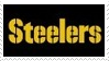Pittsburgh Steelers Stamp 3 by dA--bogeyman