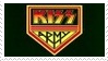 KISS Rock + Roll Stamp 9 by dA--bogeyman