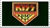 KISS Rock + Roll Stamp 9 by dA--bogeyman