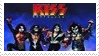 KISS Rock + Roll Stamp 5 by dA--bogeyman