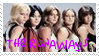 The Runaways Group Stamp by dA--bogeyman
