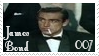 James Bond 007 Stamp 16 by dA--bogeyman