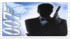 James Bond 007 Stamp 7 by dA--bogeyman