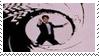 James Bond 007 Stamp 4 by dA--bogeyman