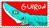 Monsters Stamp 9 : Guiron by dA--bogeyman