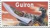 Monsters Stamp 8 : Guiron by dA--bogeyman