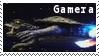 Monsters Stamp 6 : Gamera by dA--bogeyman