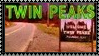 Twin Peaks TV Series Stamp 5 by dA--bogeyman