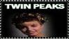 Twin Peaks TV Series Stamp 2 by dA--bogeyman