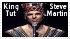 Steve Martin King Tut Stamp 1 by dA--bogeyman
