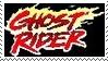 Ghost Rider Stamp 2 by dA--bogeyman