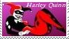 Harley Quinn Stamp 4 by dA--bogeyman
