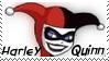 Harley Quinn Stamp 1