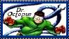 Doctor Octopus Stamp 4 by dA--bogeyman