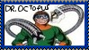 Doctor Octopus Stamp 1 by dA--bogeyman