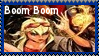 Boom Boom X-Force Stamp 7 by dA--bogeyman