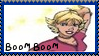 Boom Boom X-Force Stamp 4 by dA--bogeyman