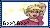 Boom Boom X-Force Stamp 4 by dA--bogeyman