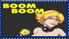 Boom Boom X-Force Stamp 3 by dA--bogeyman