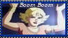 Boom Boom X-Force Stamp 1 by dA--bogeyman