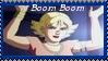 Boom Boom X-Force Stamp 1 by dA--bogeyman