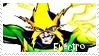 Electro Supervillain Stamp 5 by dA--bogeyman