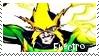 Electro Supervillain Stamp 5 by dA--bogeyman