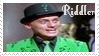 Batman Villain Riddler Stamp 4 by dA--bogeyman