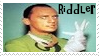Batman Villain Riddler Stamp 2 by dA--bogeyman