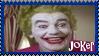 Batman Villain Joker Stamp 3 by dA--bogeyman