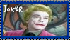 Batman Villain Joker Stamp 2 by dA--bogeyman