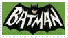 Batman TV Series Logo Stamp