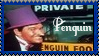 Batman Villain Penguin Stamp 2 by dA--bogeyman