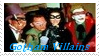 Batman Gotham Villains Stamp 2 by dA--bogeyman